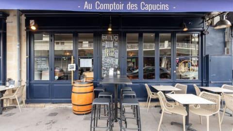 Au Comptoir des Capucins, Bordeaux
