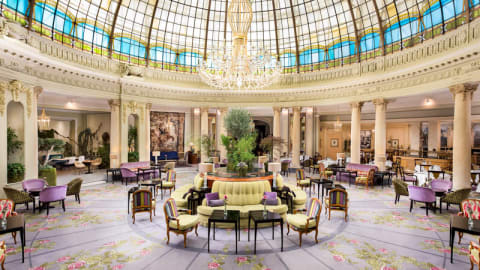 La Rotonda - Hotel The Westin Palace Madrid, Madrid