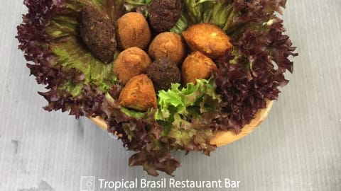Tropical Brasil Restaurant Bar, Amsterdam