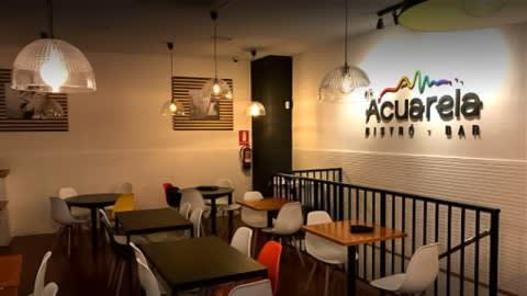 Acuarela Bistró, Madrid