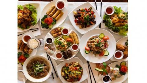 VINA H Cafe and Restaurant, Nedlands