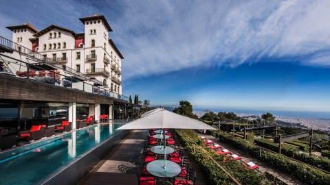 TB Bar - Grand Hotel La Florida, Barcelona