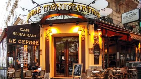 Le Cépage Montmartois, Paris