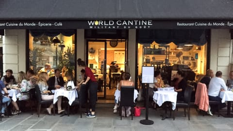 World Cantine, Paris