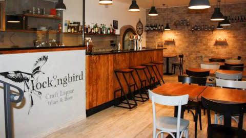 Mockingbird Pub, Frascati
