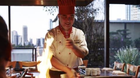 Misono Japanese Steakhouse, Surfers Paradise