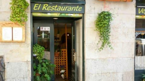 El Restaurante Vegetariano, Madrid