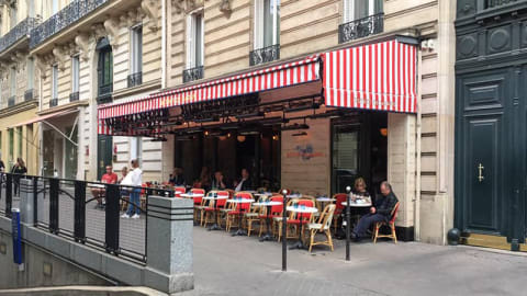 Bistrot de Marius, Paris