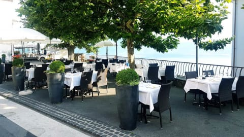 Café de la Place, Bourg-en-Lavaux