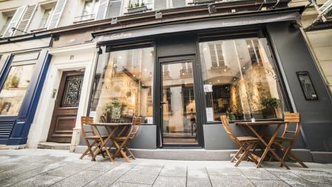 La Gaufrerie, Paris