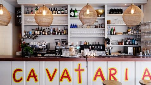 CavaTaria - Holy Spanish Food, Amsterdam
