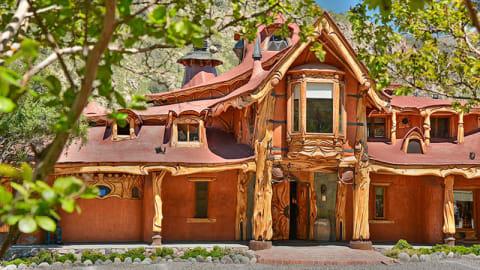 Casa Bosque, Santiago de Chile