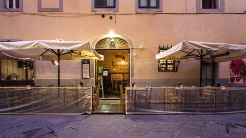 Trattoria Canto del Ramerino, Florence