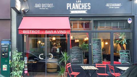 Les Planches de Sabin, Paris
