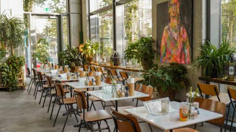 Benji's Café | EAST, Amsterdam