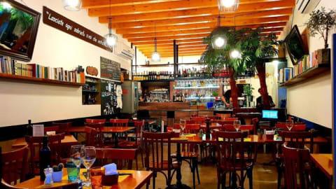 Barcollando Café, Milan