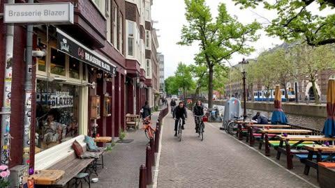 Brasserie Blazer, Amsterdam