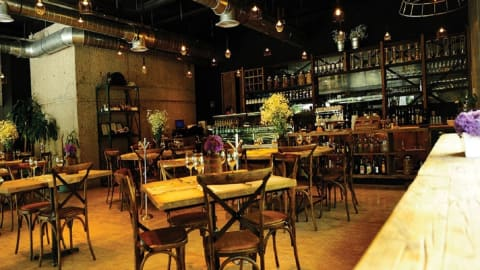 Restaurante Tamayo, Mexico City