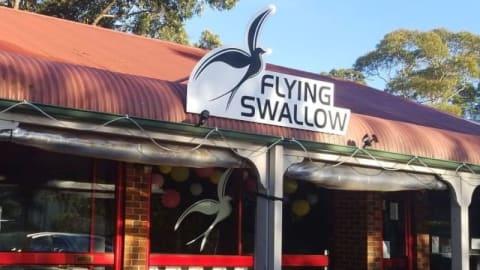 Flying Swallow, Bonnet Bay