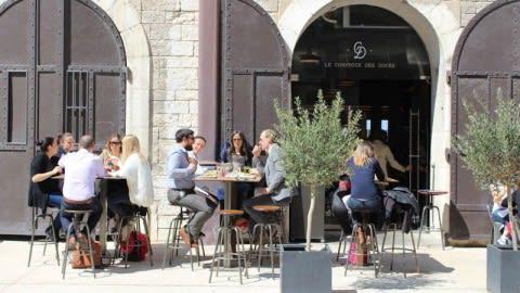 Le Comptoir des Docks, Marseille