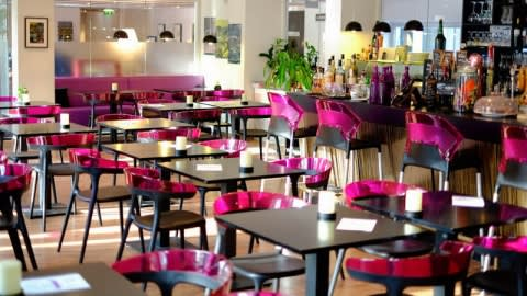 Café restaurant du théâtre TNS, Strasbourg