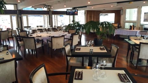 Restaurant du CNTL - O'2 Pointus, Marseille