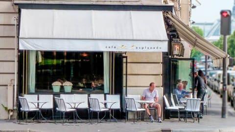 Café de l'Esplanade, Paris