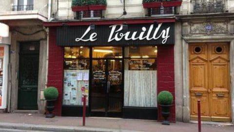 Le Pouilly Reuilly, Le Pré-Saint-Gervais