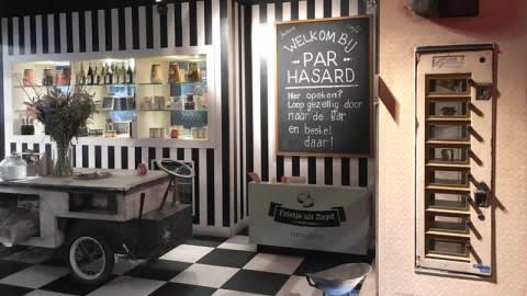 Cafe Par Hasard (restaurant), Amsterdam