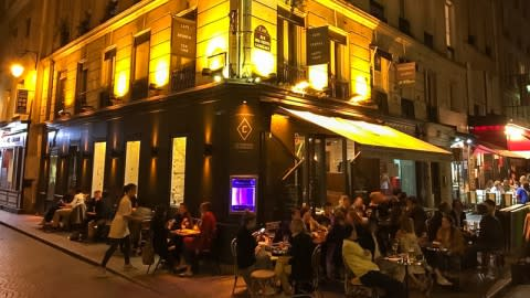 Le Comptoir du Commerce, Paris