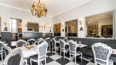 Mumbai Lounge, Paris