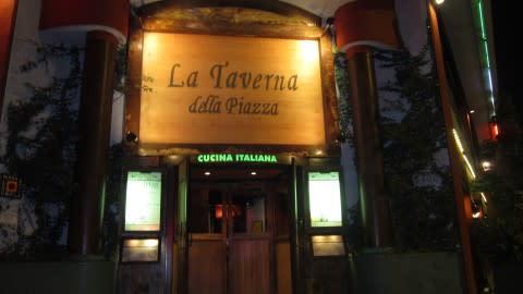 La Taverna della Piazza, Santiago de Chile