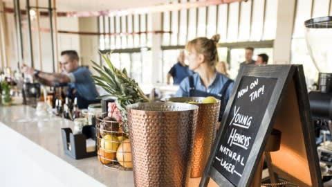 Azure Bar & Grill, Byron Bay