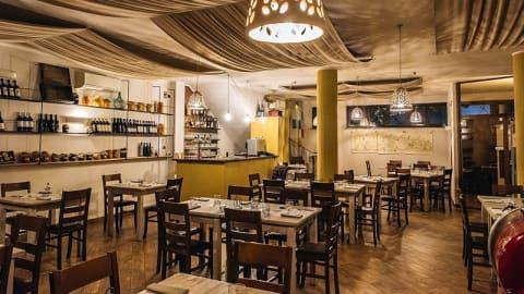 Lu centro de lu munnu Braceria e Cucina, Foligno