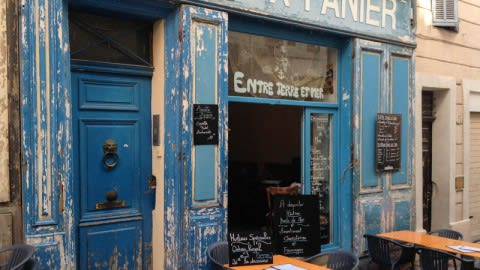 Entre Terre et Mer, Marseille