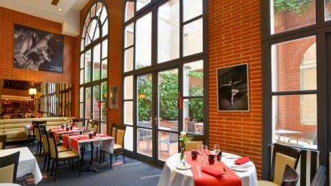 7 du Plaza - Hôtel Crowne Plaza, Toulouse