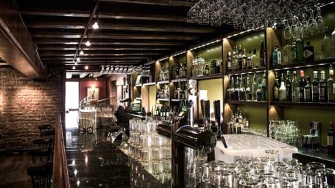 Snaps Bar & Bistro, Stockholm