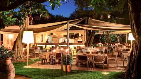 L'Orangerie Poolside Bar & Restaurant, Sorrento