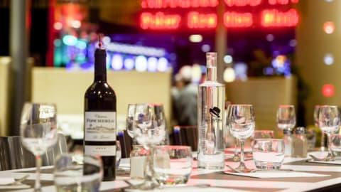 Café Barrière - Casino Barrière de Bordeaux, Bordeaux
