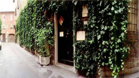 Osteria del Vicolo Nuovo da Ambra e Rosa, Imola