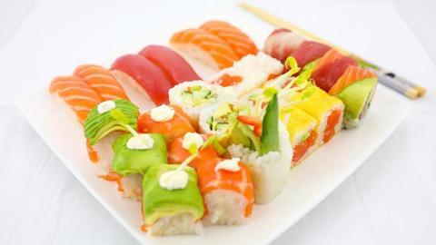 Le Kobe Sushi Jean Jaurès, Nice
