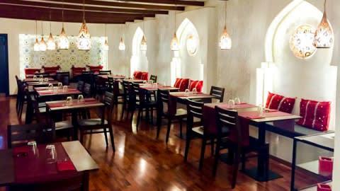 Restaurant Volubilis, Barcelona