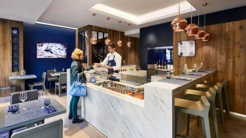 Le Comptoir du Caviar, Paris