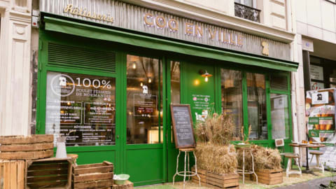 Coq en Ville, Paris