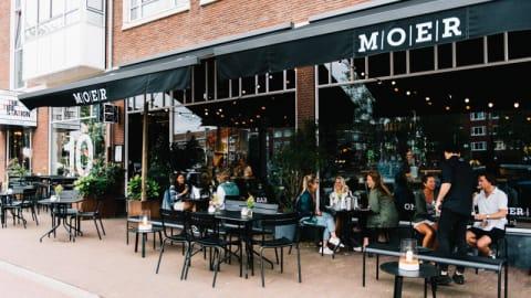 Restaurant Moer, Amsterdam