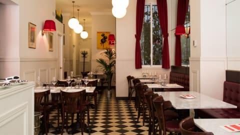 L'Entrecote Café de París - Conde de Aranda, Madrid
