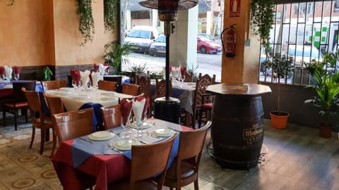 Curry Station - Curtidores, Madrid