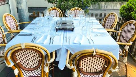 Café Laner - Chez Carla & Nuno, Onex