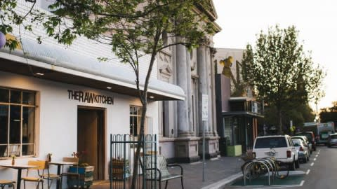 The Raw Kitchen, Fremantle