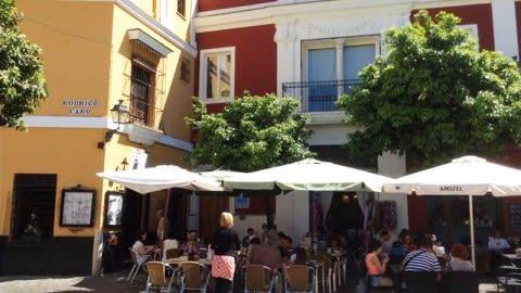Alianza, Sevilla